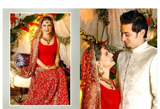 Mehreen Raheel's Wedding Pics With Her Husband | Places to Visit