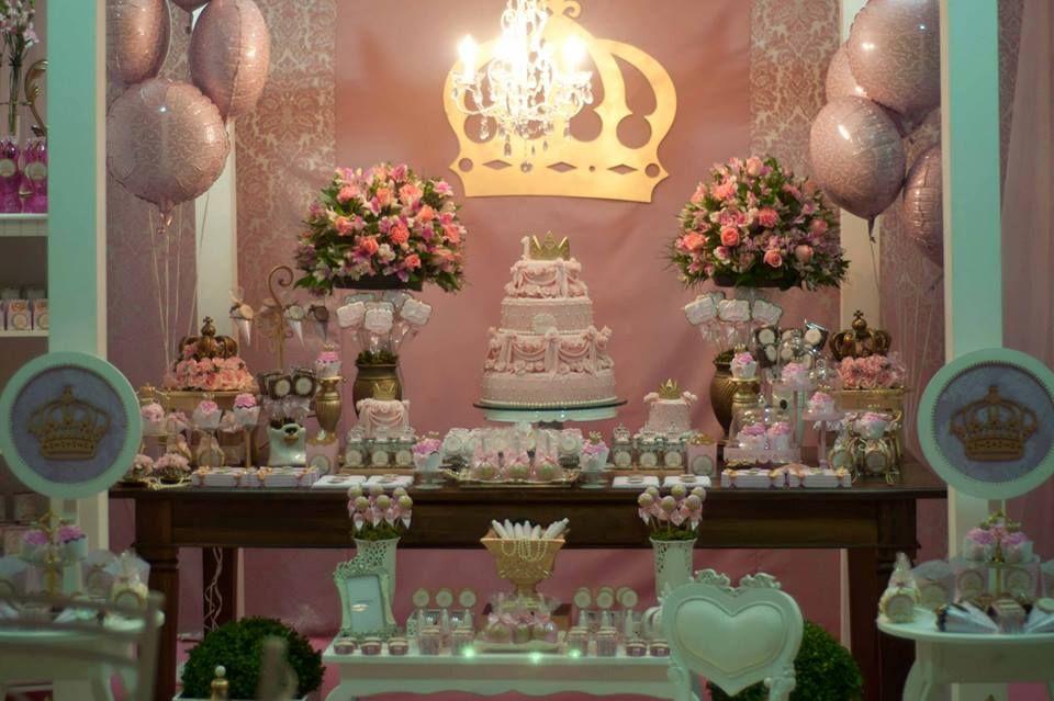 Festa Princesa Festa Princesa Decoracao Festa Festa