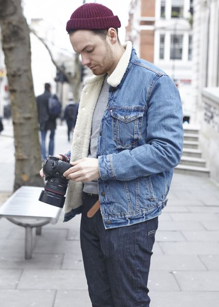 London Collections: Men - LCM Day Four Street Style