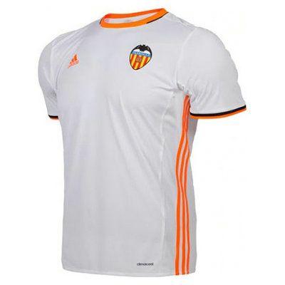 Primera Equipacion Camiseta Valencia 2016 2017 Football Shirts Soccer Jersey Shirts