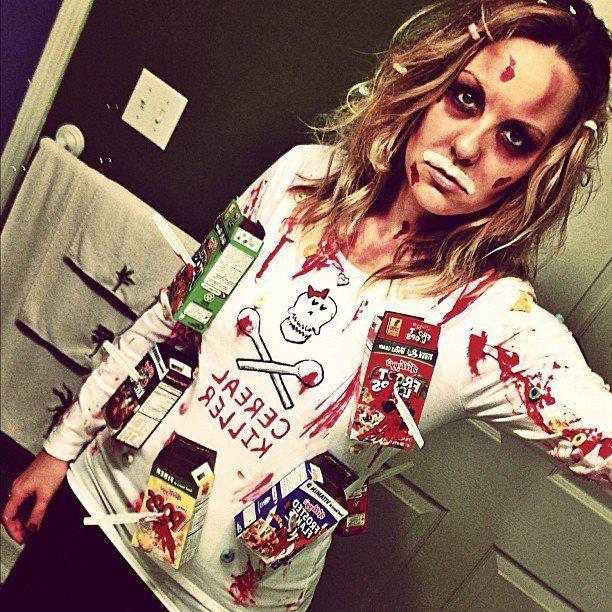 Cereal killer halloween pinterest cereal killer costumes and cereal killer costume xd get it ccuart Gallery