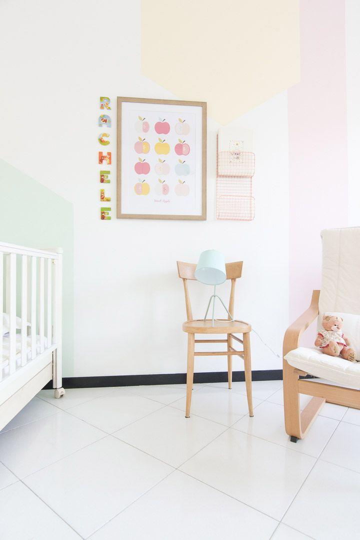 progetto di una cameretta per una bimba neonata | KIDS | unprogetto ...