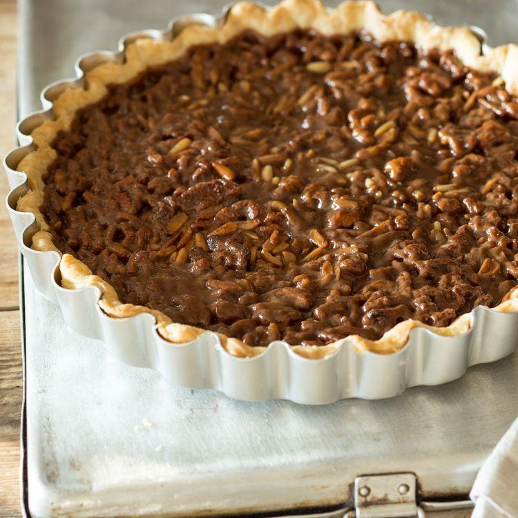 Apfel walnuss kuchen mit cremiger f llung rezept gute for Gute und gunstige kuchen