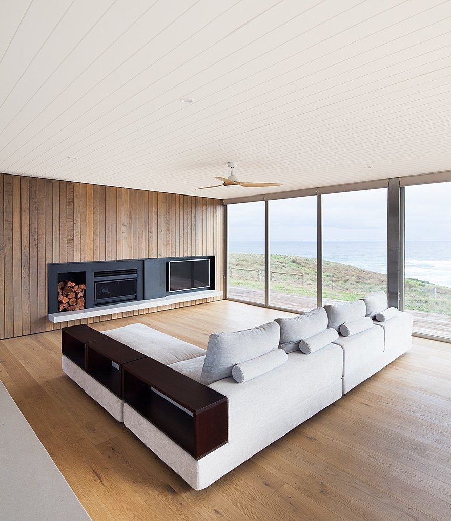 Phillip Island House is an Architectural Solution for an Exposed ...