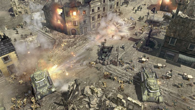 Company Of Heroes Concept Art