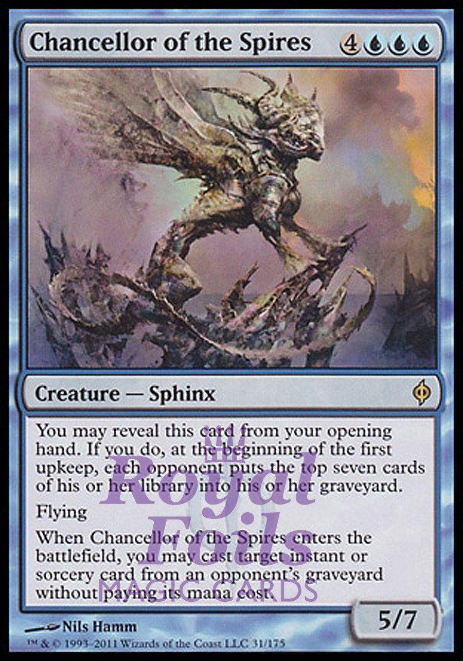 1x foil chancellor of the spires nph mtg new phyrexia