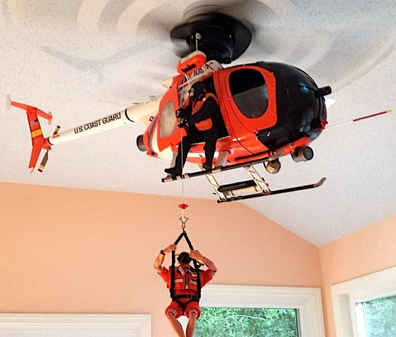 Oh6 Helicopter Ceiling Fan Inspire The Uninspired Joeburlascom