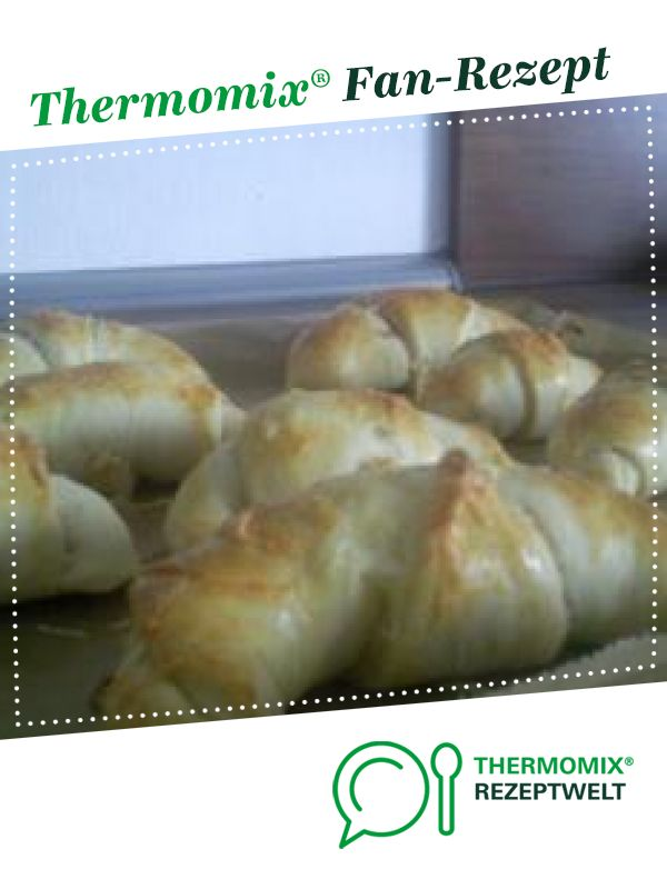 Photo of Ham and cheese croissants on the quick recipe of the day from February 13th, 2015