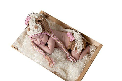 CX-Queen Photography Prop Baby Horse Crochet Knitted Cap Diaper CX-Queen http://www.amazon.com/dp/B00VTRWA42/ref=cm_sw_r_pi_dp_X2Zawb195ADZB