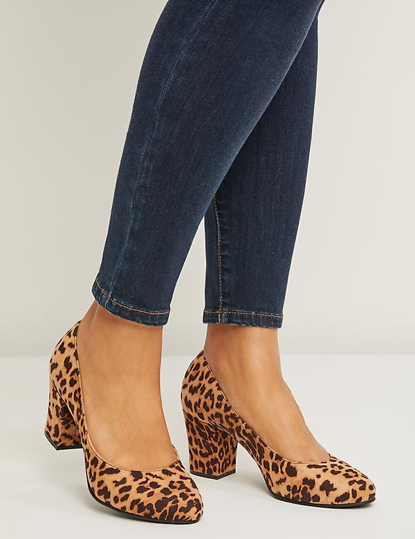Wide width shoes, Block heels, Heels