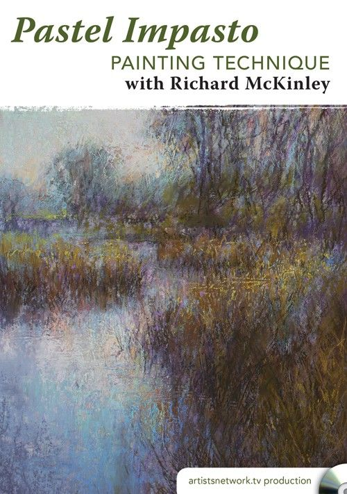 Learn Faux Impasto Painting Techniques In This DVD | Richard McKinley |  NorthLightShop.com