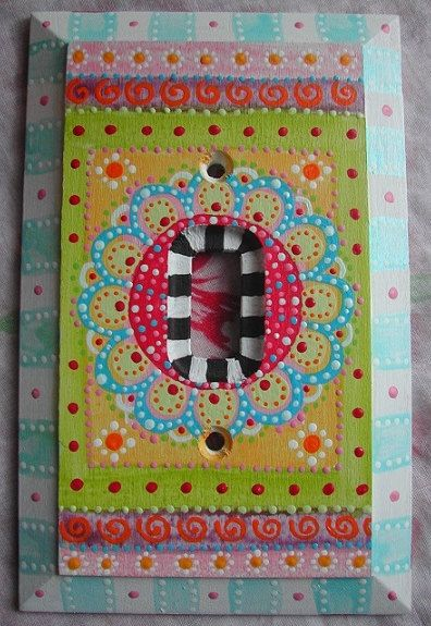 Light switch from Etsy