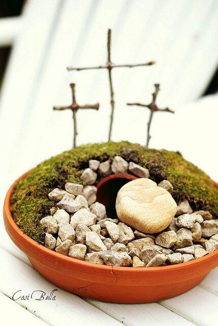 Easter Christliche Bastelideen Ostern Ostern Kindergarten