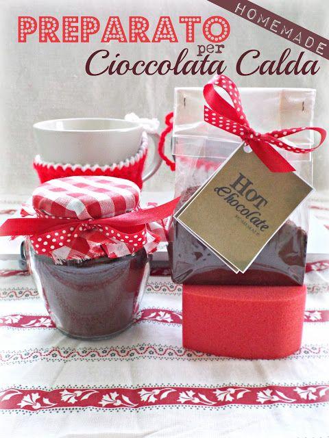 Regali Di Natale Per Zia.I Biscotti Della Zia Preparato Per Cioccolata Calda