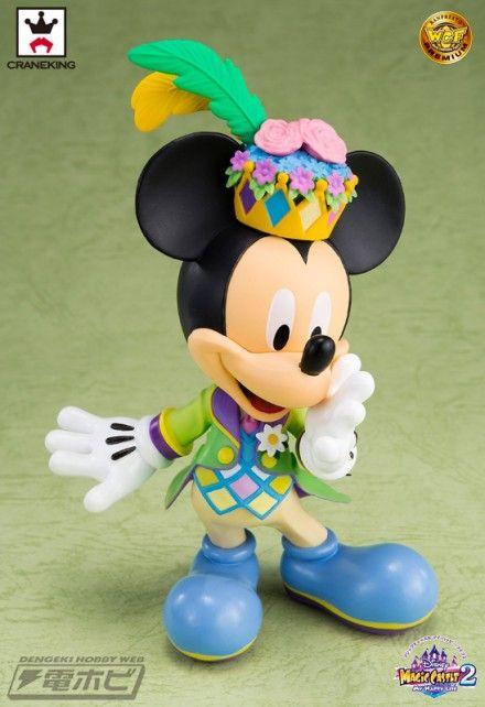 ミッキーと仲間たちが、春満開のイースター衣装でバンプレストプライズに登場! | 電撃ホビーウェブ