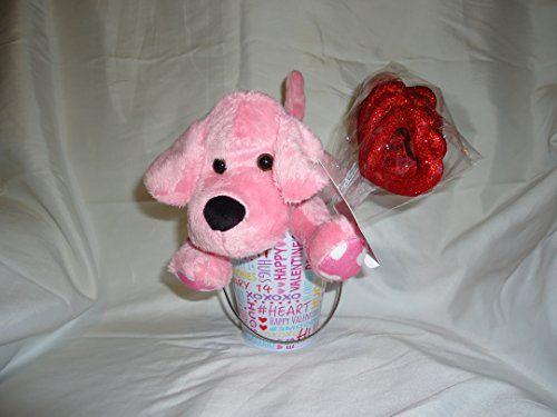 Valentines Pink Plush Puppy with Tin Valentines Small Buc... https://www.amazon.com/dp/B01NAR4SA3/ref=cm_sw_r_pi_dp_x_FiwEybETZCHP5