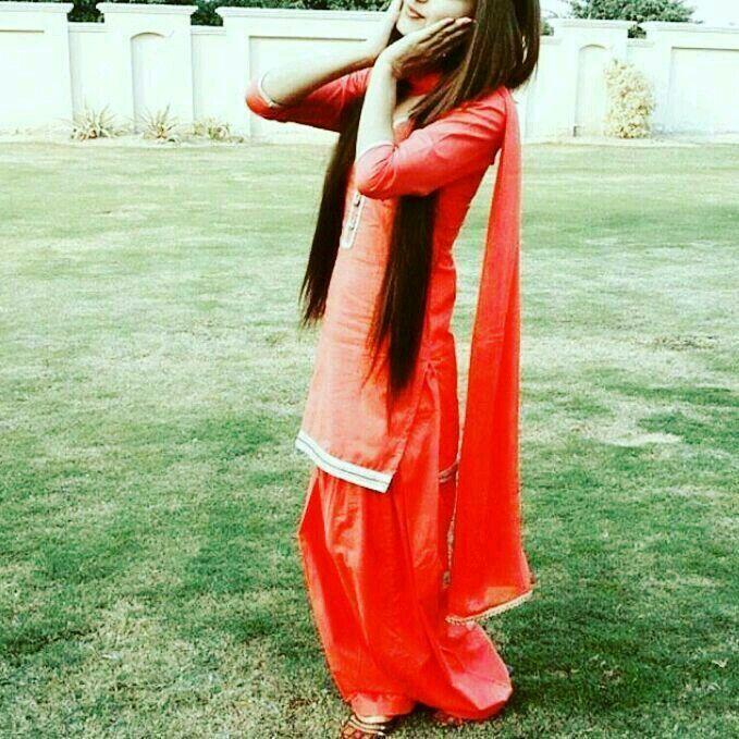 Punjabi Girl Image Without Face