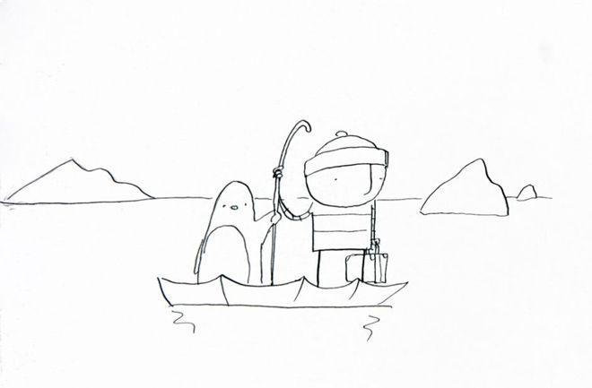 Oliver Jeffers Coloring Sheet ค นหาด วย Google Oliver Jeffers Você Me Perdeu Procurando Nemo