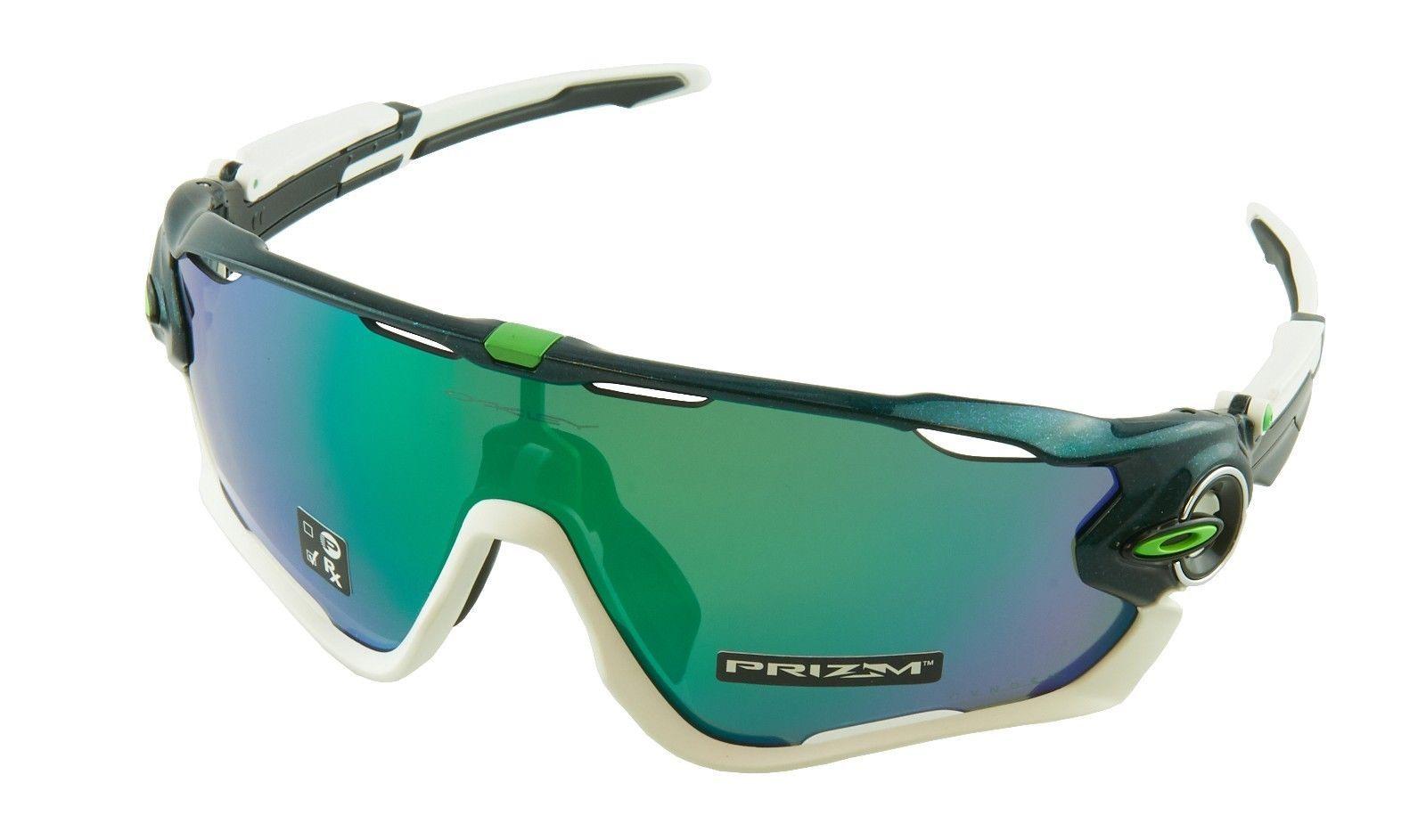 147bc463dea Oakley Jawbreaker Sunglasses OO9290-3631 Metallic Green