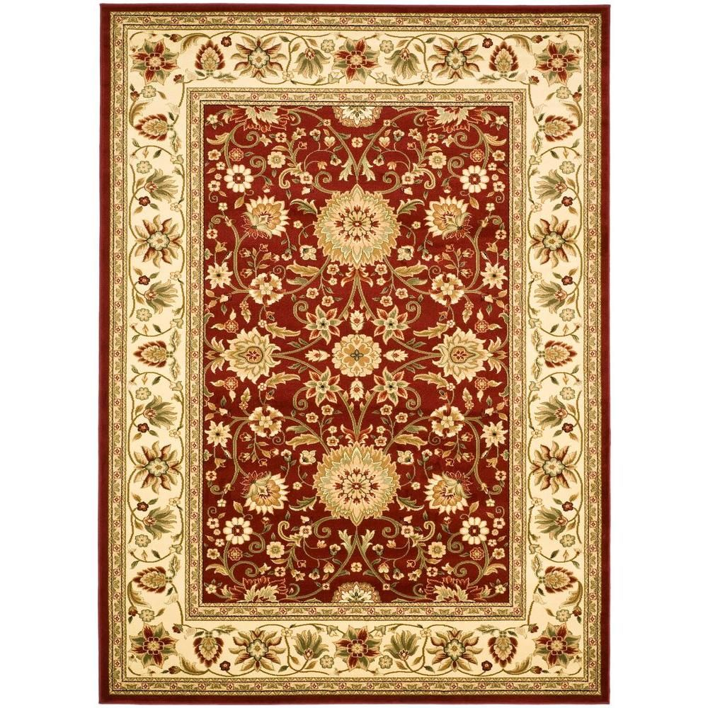 Safavieh Lyndhurst Black Ivory 6 Ft X 6 Ft Square Area Rug Lnh212a 6sq The Home Depot Area Rugs Oriental Area Rugs Lyndhurst