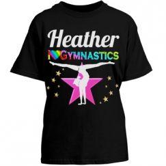 SportsStar http://www.customizedgirl.com/s/JLPOriginals  #Gymnastics #Gymnast #IloveGymnastics #WomensGymnastics #Personalizedgymnast
