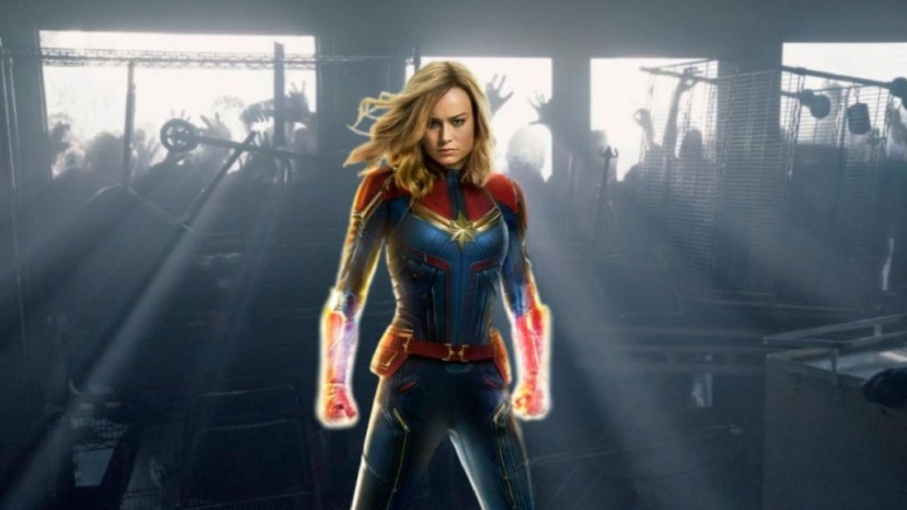 Watch Online Captain Marvel 2019 Full Hd Movie In Official