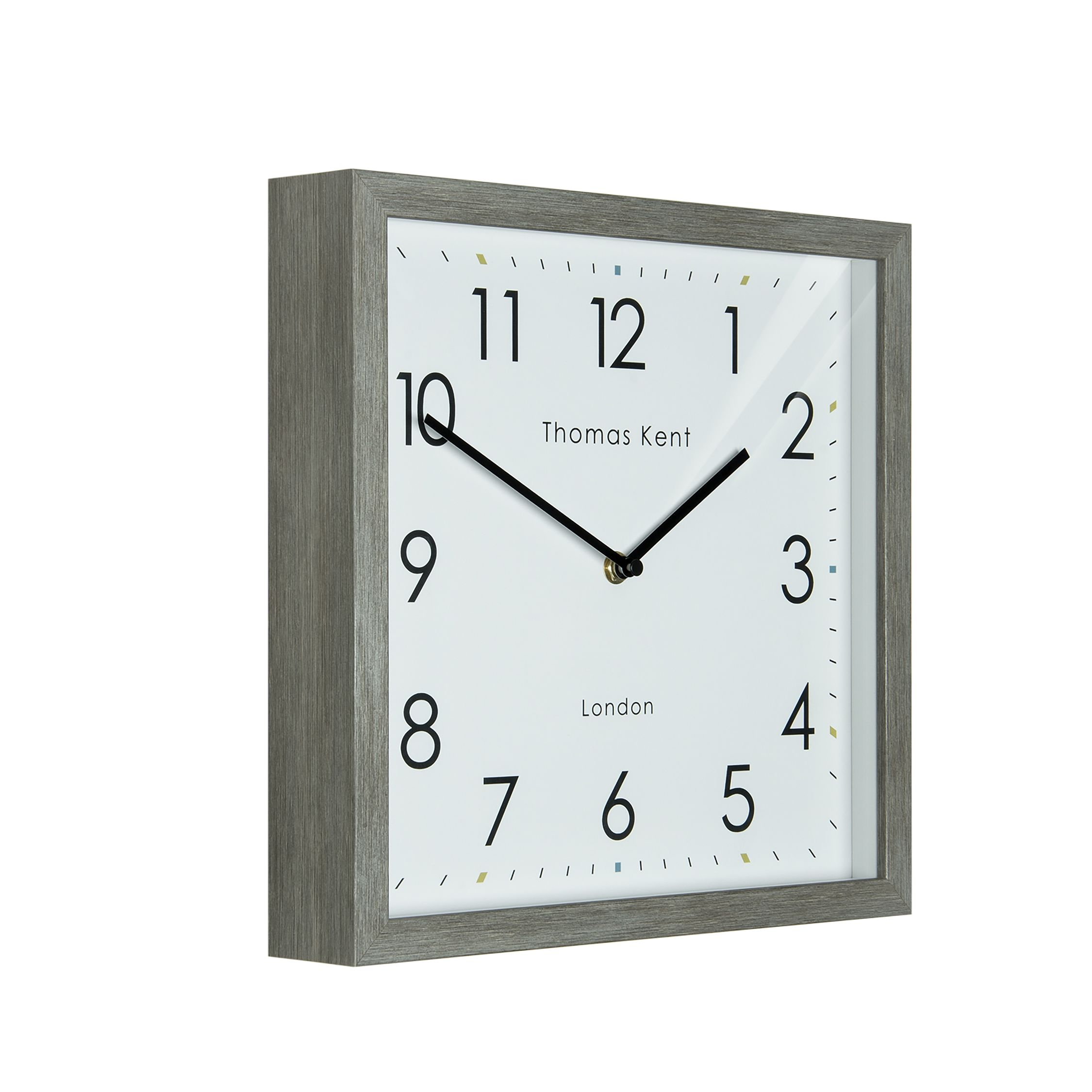 Smithfield Wall Limestone 40 00 Our New Profile The Smithfield 12 Wall Clock Is Elegant Contemporary And Available In A Cl Clock Wall Clock Limestone Wall