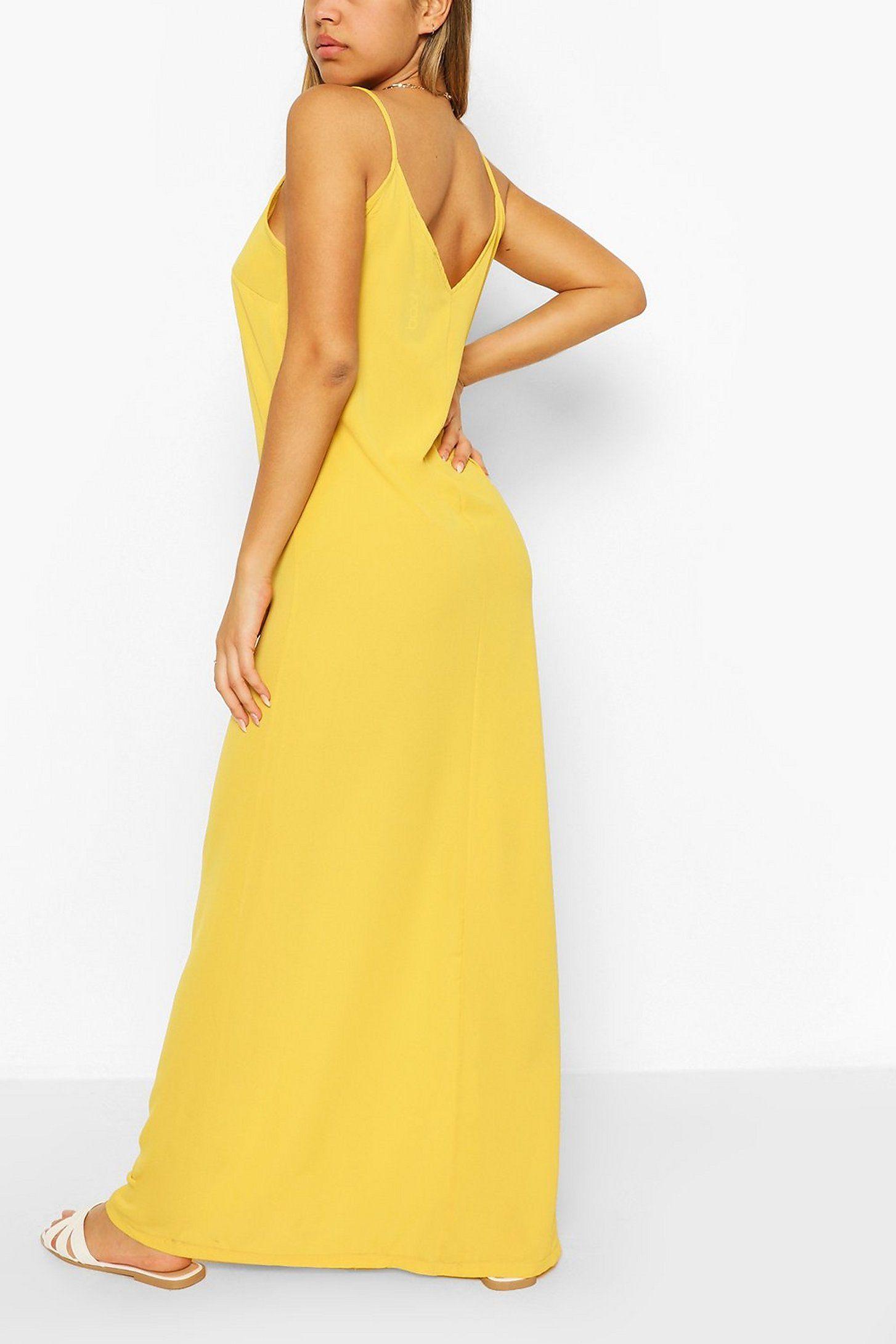 Plain Strappy Maxi Dress Boohoo Maxi Dress Maxi Dress Collection Pink Maxi Dress [ 2181 x 1454 Pixel ]