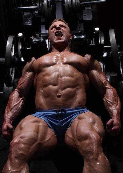 Brad Rowe. MuscleUp Bodybuilding.  ~ mikE™
