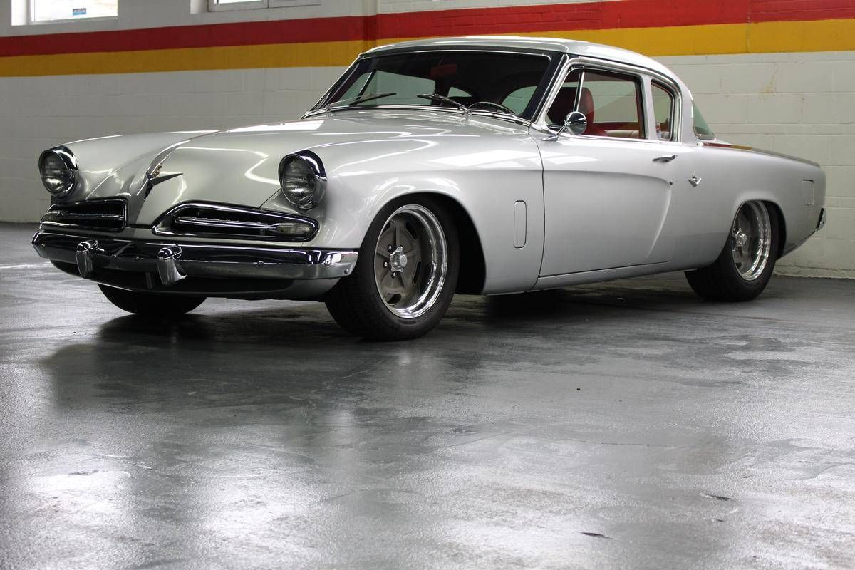 53 Studebaker Champion Restomod Classic Loewy Design Updated