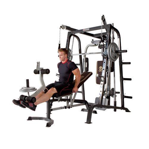 Marcy Diamond Elite Smith Cage Machine | Home Gym | Home ...
