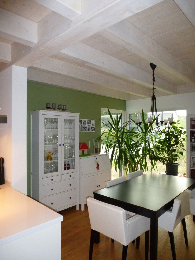 Innenausbau Esszimmer, Innenausbau Küche, Innenausbau Haus ... Esszimmer Modern Gemtlich