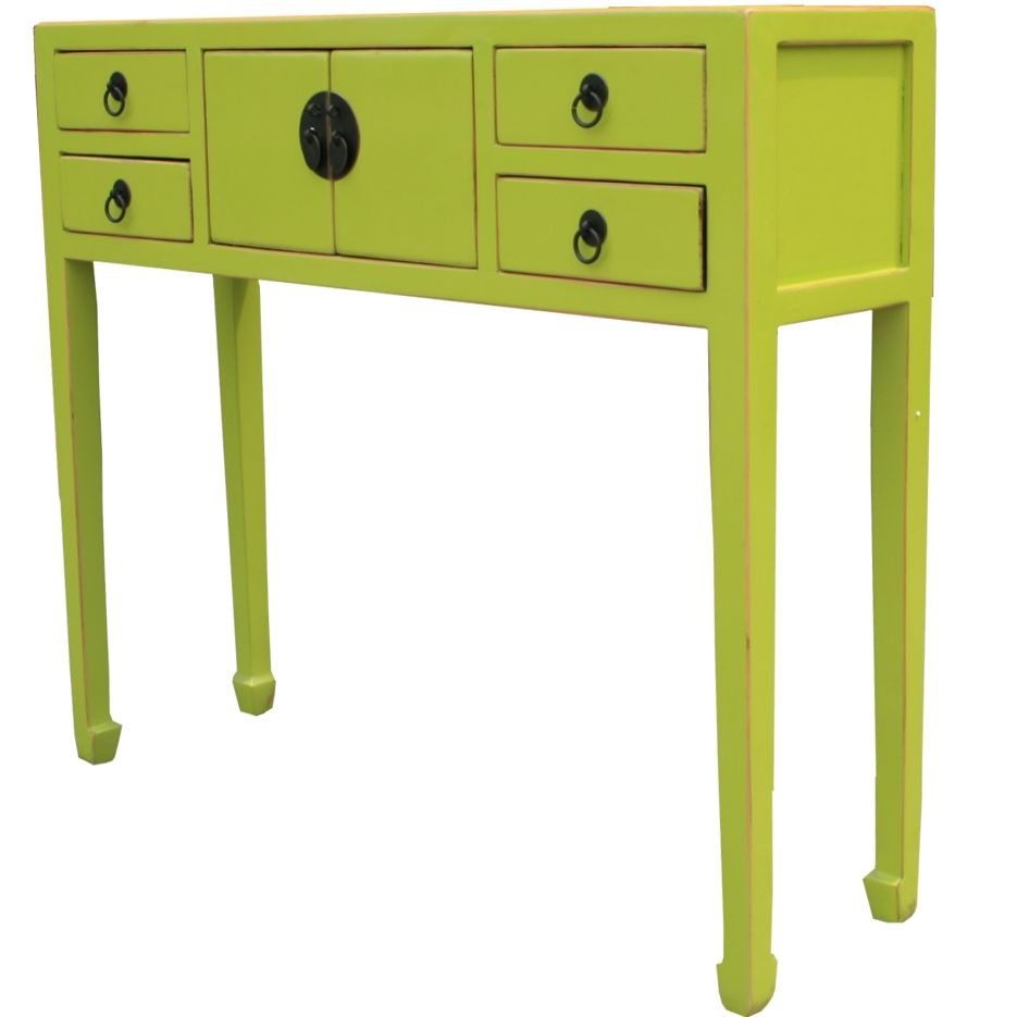 long hallway table. Chinese Console · Green Dressing TablesLong Long Hallway Table