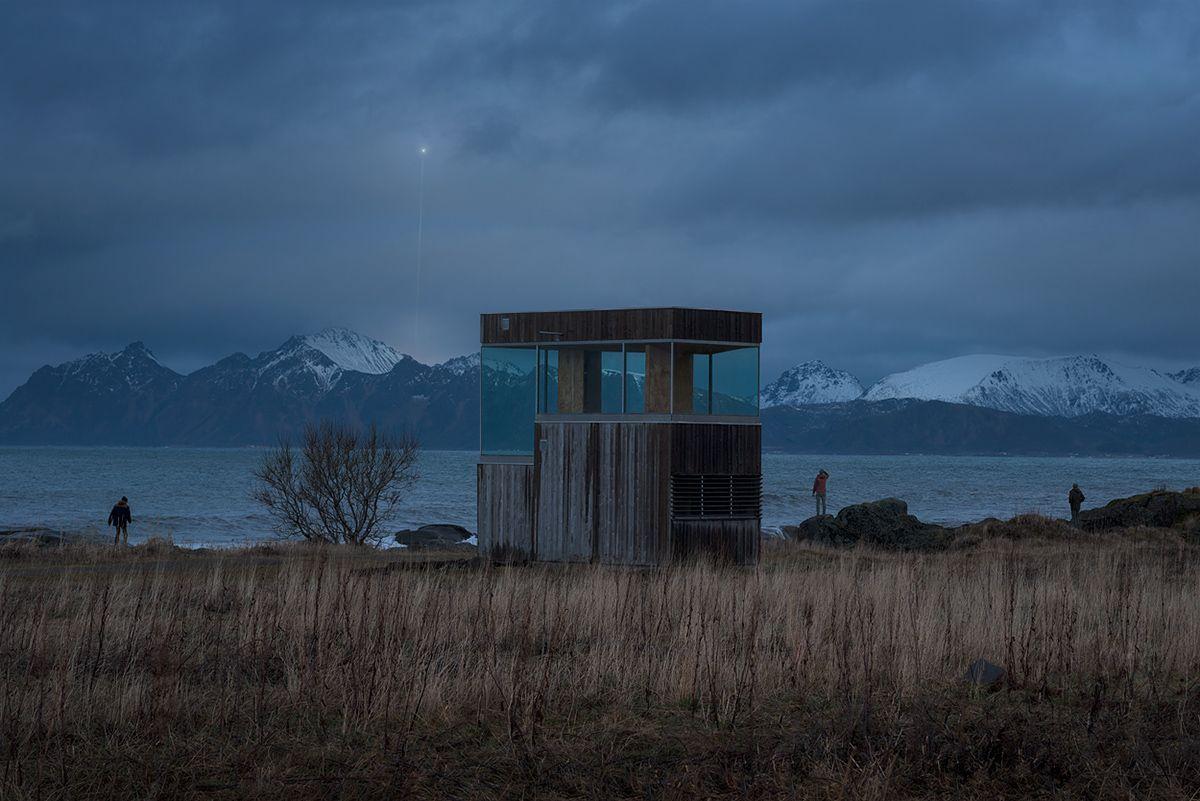 Poetic Nightlife Sceneries by Jan Pypers – Fubiz Media