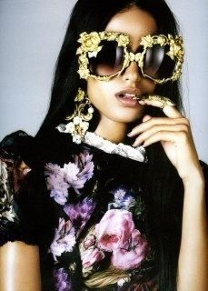 Sunnies and florals