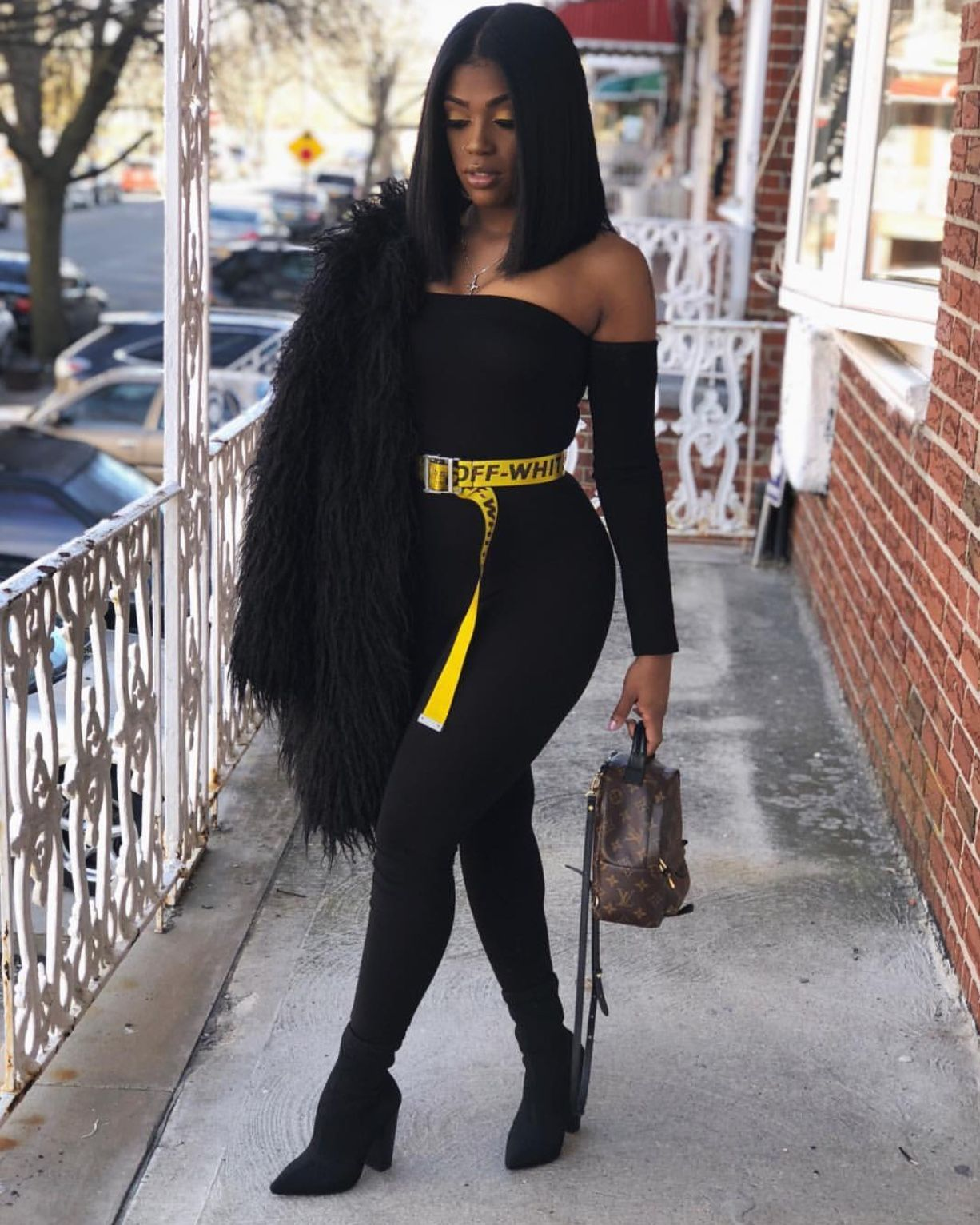Black Girl Fashion: @Dadolldouse @Essenciabanks