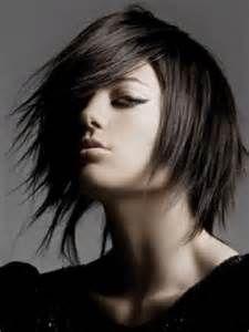 Punk Bob Hairstyle Punk Haircut Edgy Hair Medium Hair Styles
