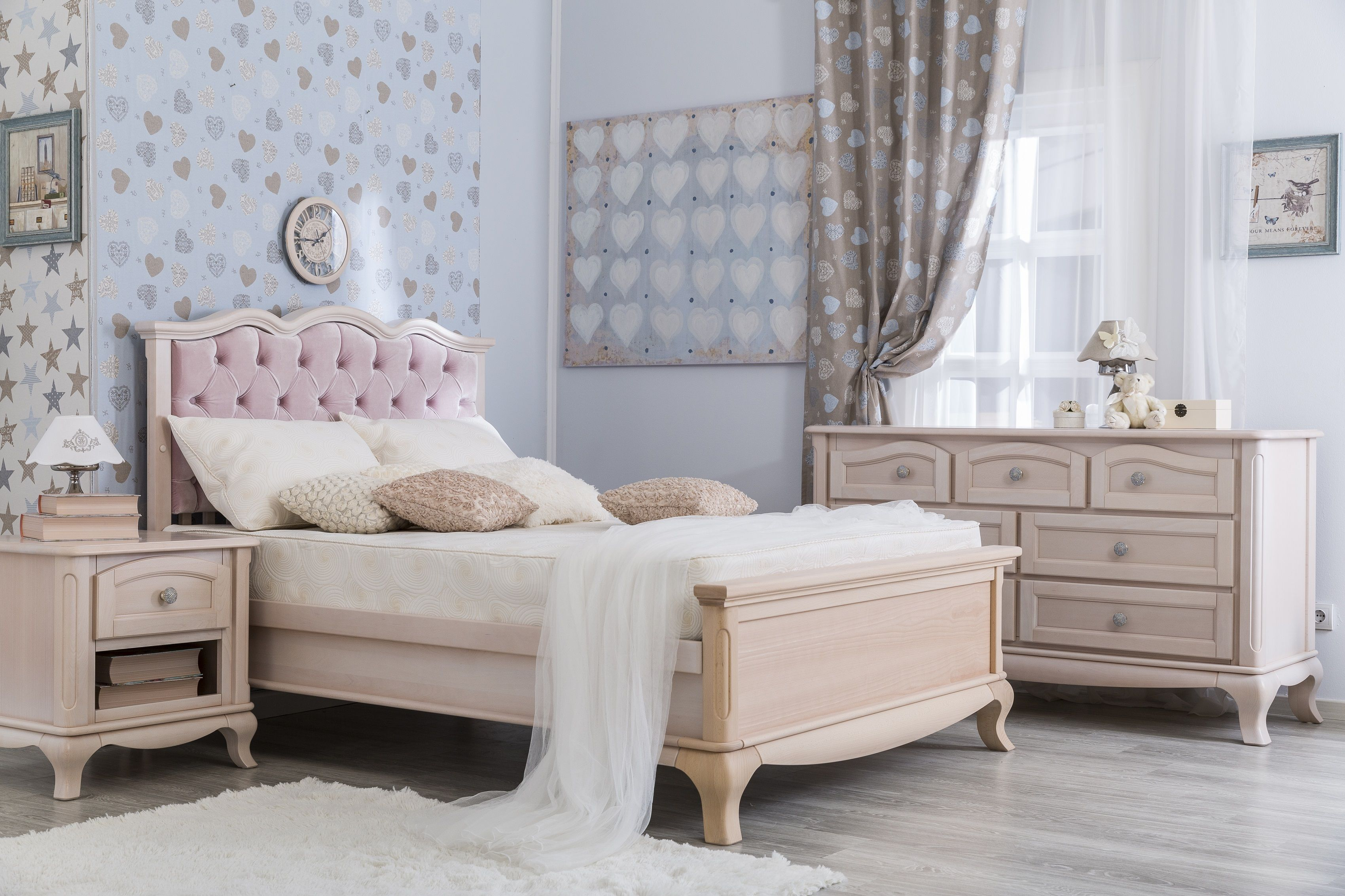 Set The Stage With Beautiful Bedroom Furniture From Romina