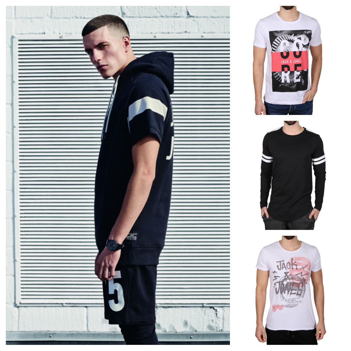 JACK & JONES COLLECTION  UP TO 40% OFF  TOP DISCOUNTS  http://www.hoodboyz.co.uk/