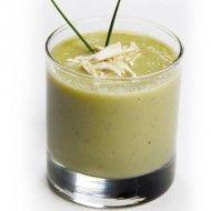 Schuimige champignoncappuccino | Diner | Power Slim Nederland
