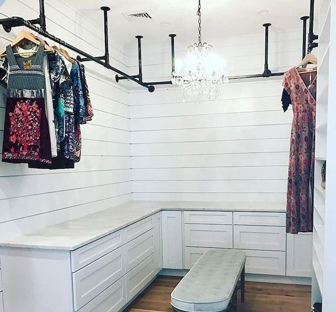 Fuctional Farmhouse Laundry Room Decor Ideas For the Home