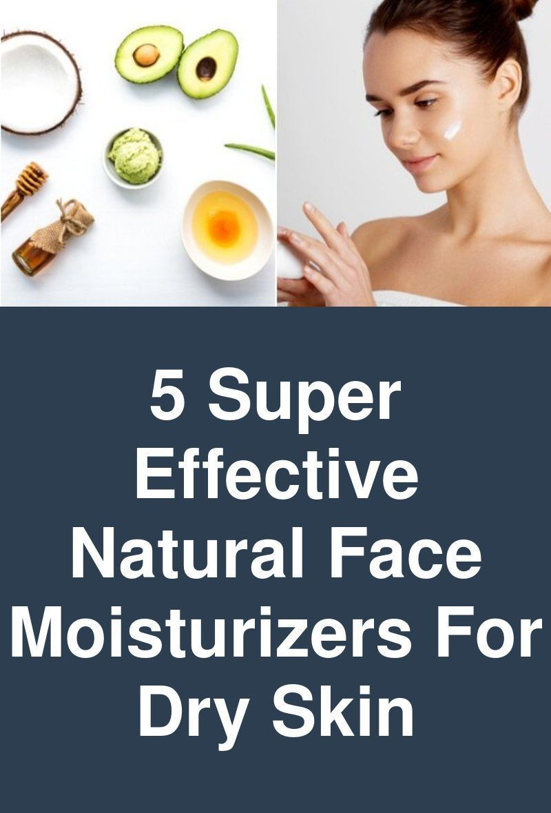 natural face hydration