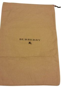 Burberry Sack Safekeeping Travel Bag