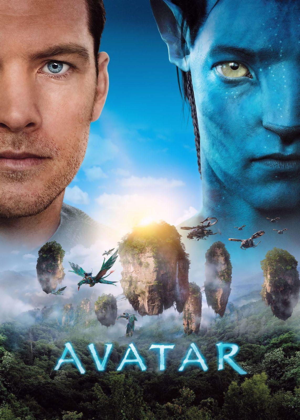 Avatar 2009 002 Movie Poster 27 X 40 Printed On Premium Photo Paper Avatar Movie Avatar Poster Avatar Full Movie