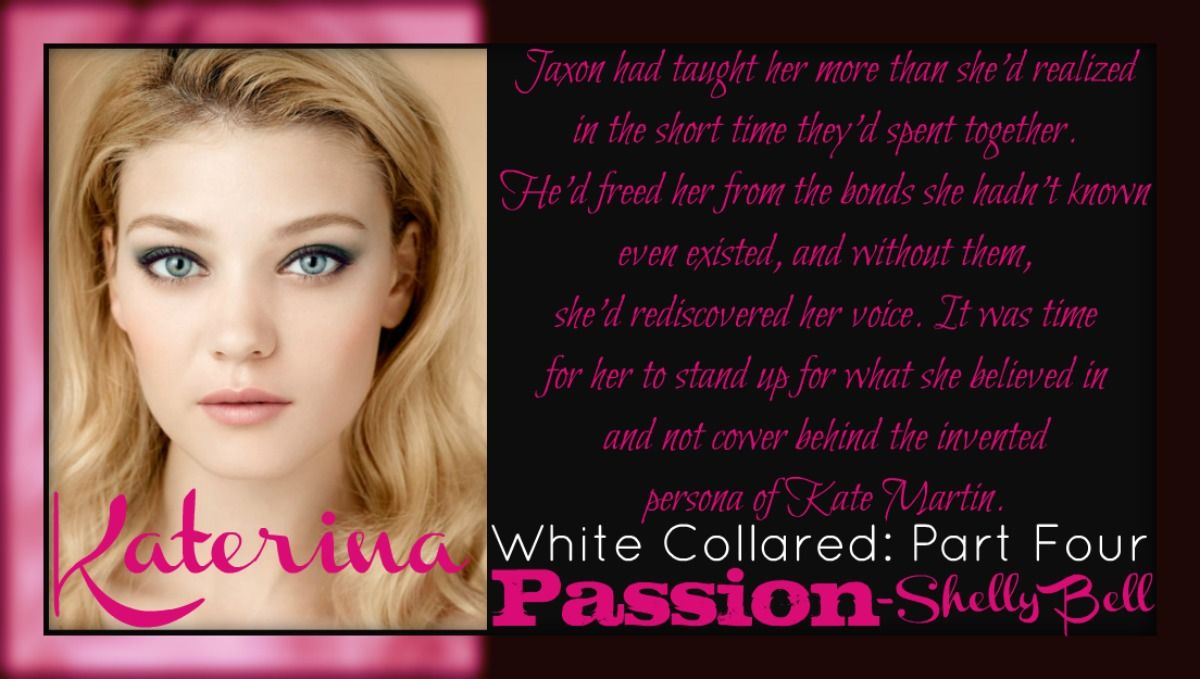 White Collared P4 Passion by Shelly Bell ~Kate