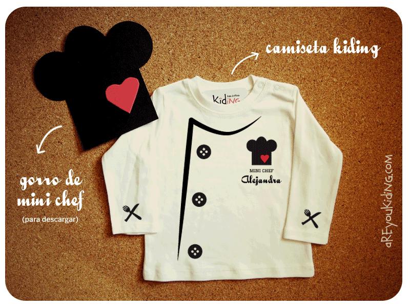 cocinero disfraz | Proyecto Cocina | Pinterest | Cocineros ...