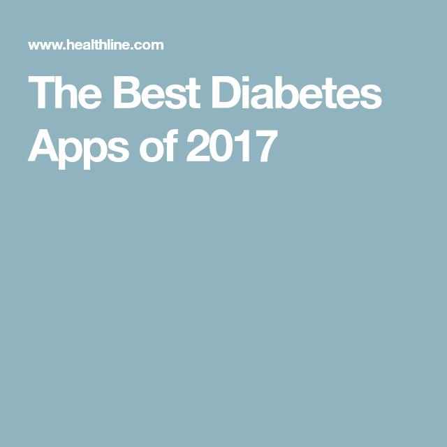 Best Diabetes Apps of 2019 Diabetes, Health app, App