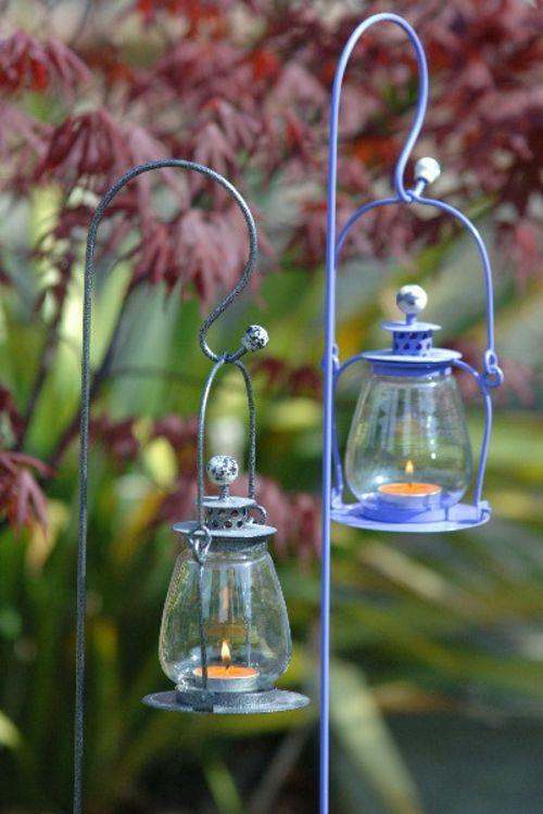 Gartenkerzen Und Dekorative Laternen 20 Diy Ideen Dekorative Gartenkerzen Ideen Laternen Dekorative Laternen Aussendekorationen Laterne Garten