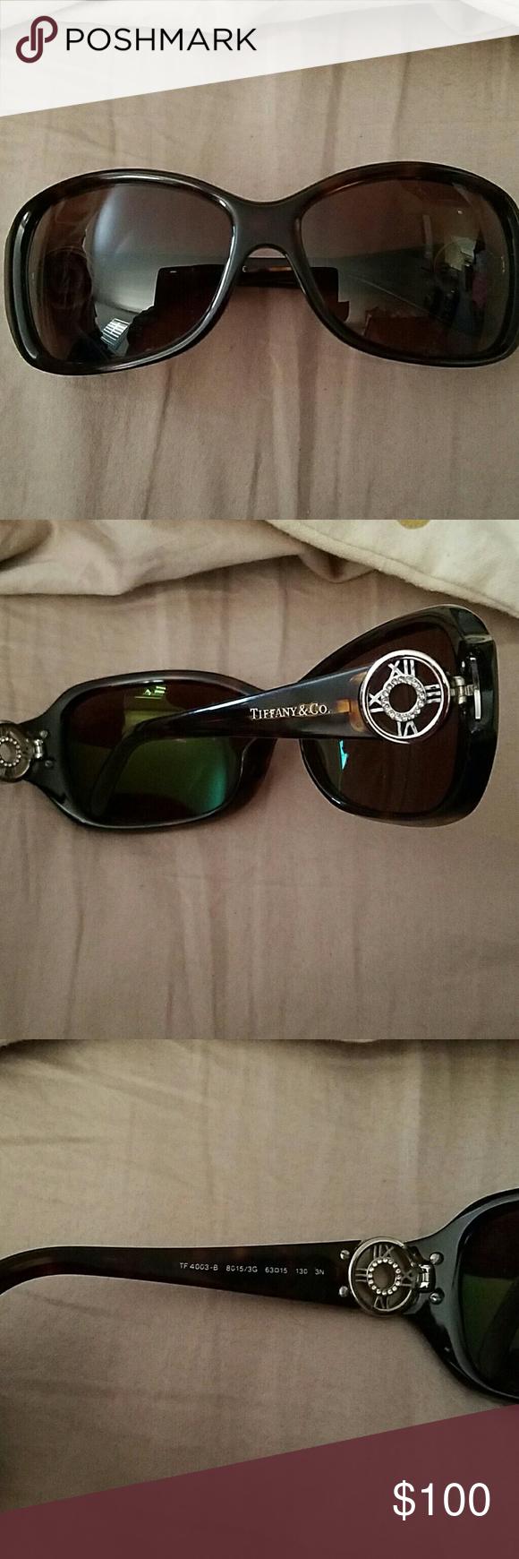 cc8ca091461 Tiffany Sunglasses Model   TF 4003-B 8015 3G used a few times no scratches  no case Tiffany   Co. Accessories Glasses