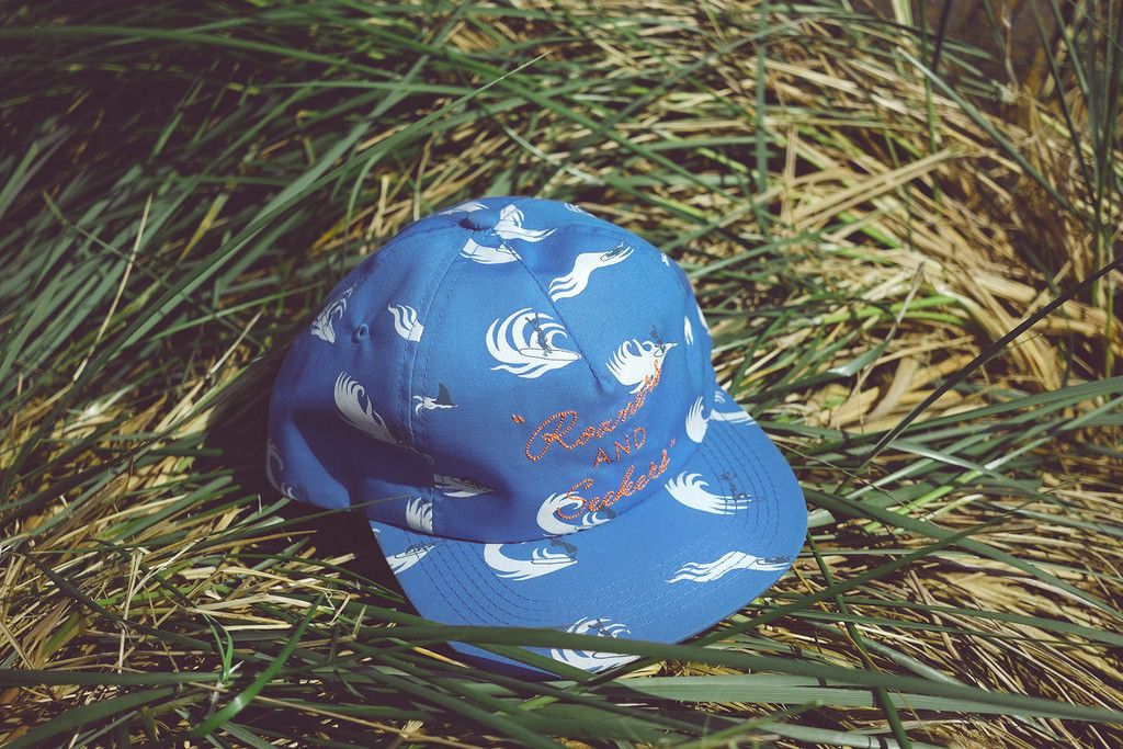 FLOPPY SURF HAT - Blue #poler #polerstuff #campvibes